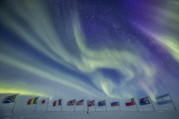 iceman s south pole page